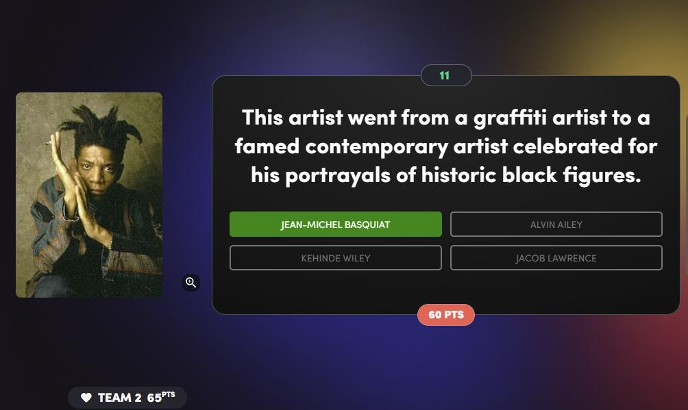 Black History Trivia